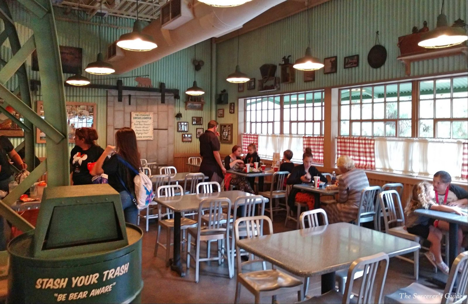 Smokejumpers Grill