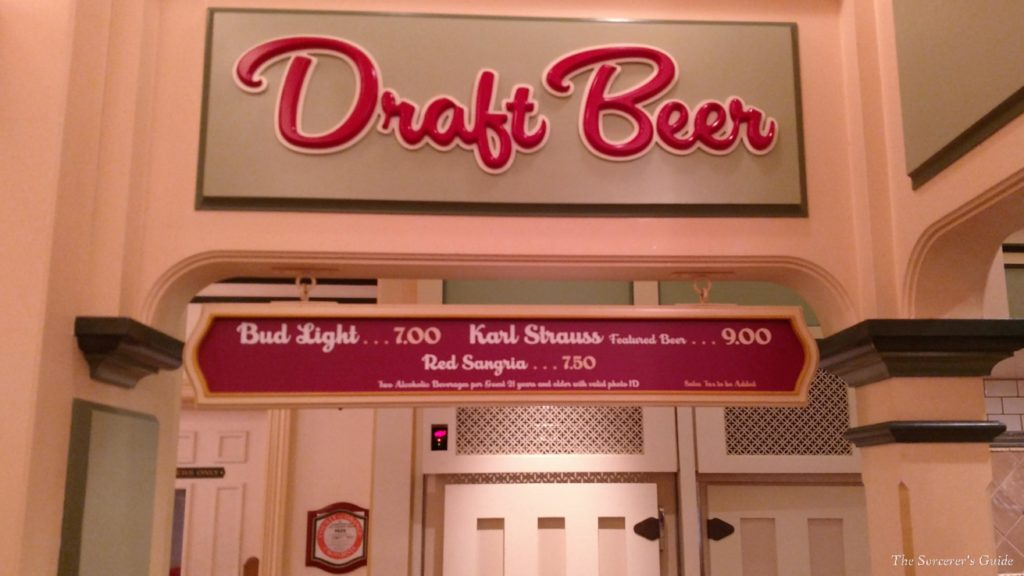 Beer Choices