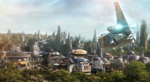 Star Wars: Galaxy's Edge Opening Dates Announced