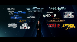 Upcoming Lucasfilm Movies and Shows